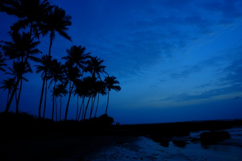 Bhogwe after sunset
