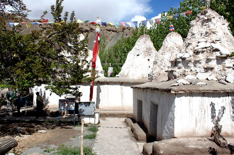 On the monastery trail in Ladakh-2