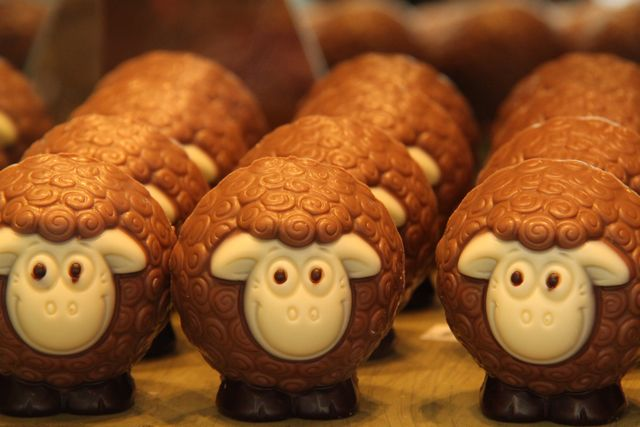 Belgian chocolate – the battle is lost even before it begins