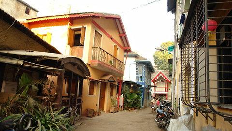 Visiting a Historic, and Hidden, Area of Mumbai