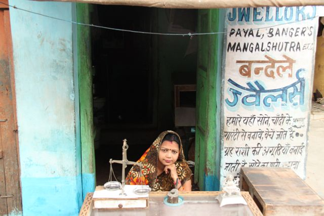 From the streets of Orchha
