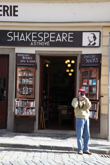 The other Shakespeare bookshops