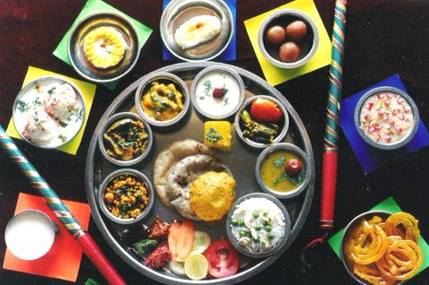 In praise of the Gujarati thali