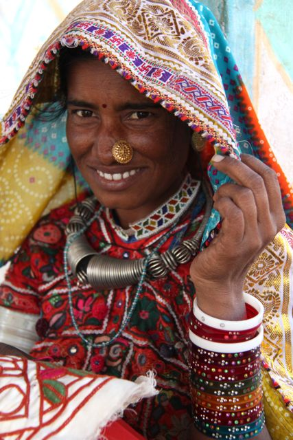Portraits from Kutch