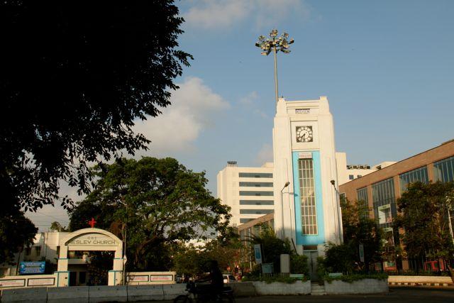 Royapettah junction