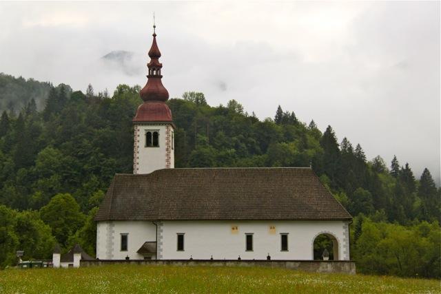 Slovenian church