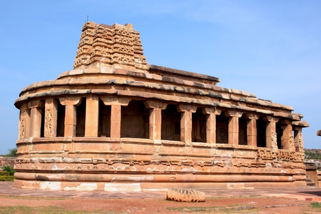 The Chalukya kings and the cradle of temple architecture