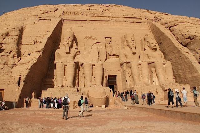 Why Abu Simbel inspires awe