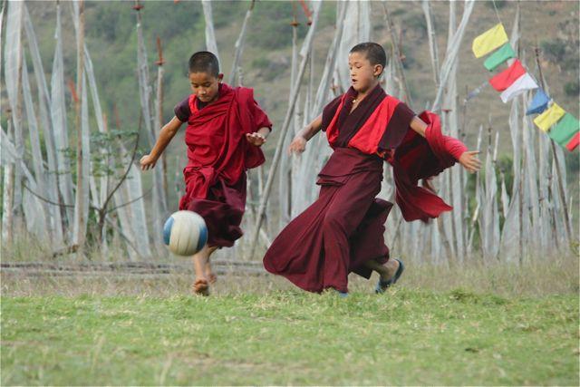 Friday photo: Football