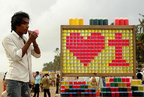Friday photo: Juhu Chowpatty