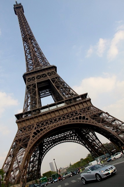 Happy 125th, Eiffel Tower!