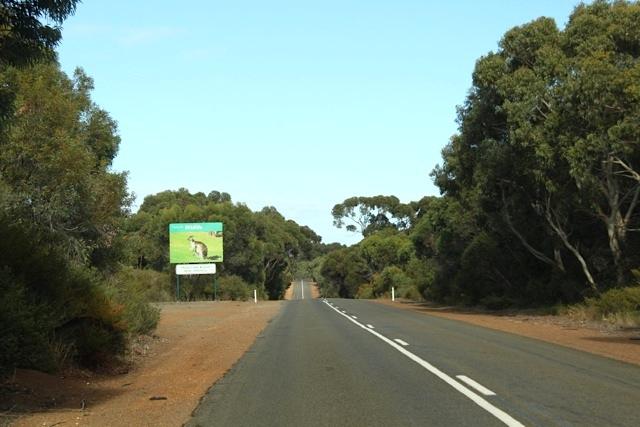 KI roads