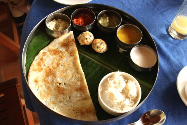 Breakfast at Visalam