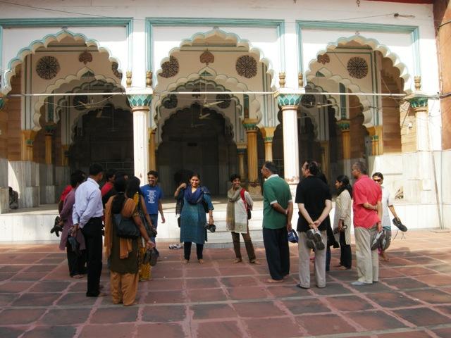 Delhi heritage walk