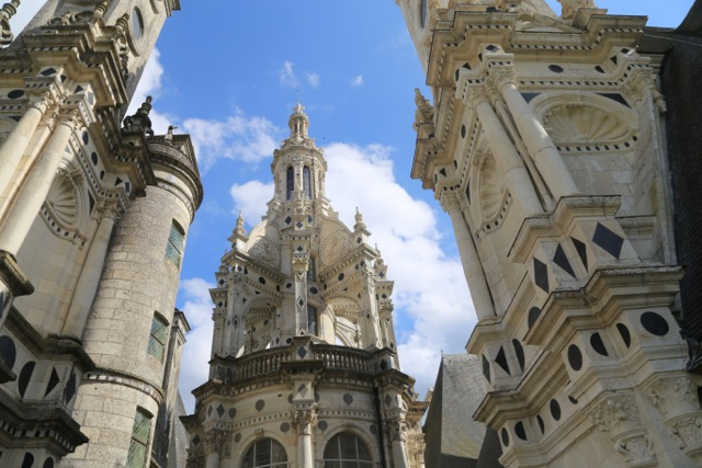 Chasing chateaux in Loire Valley