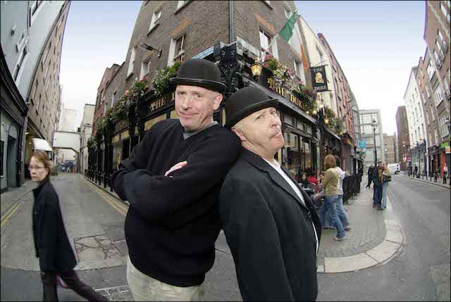 Of poets and pints: a literary pub crawl in Dublin