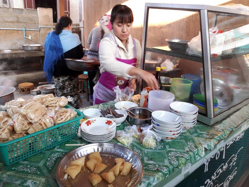 It's always soup o'clock in Myanmar