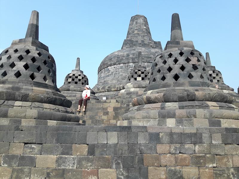 A quick guide to Borobudur
