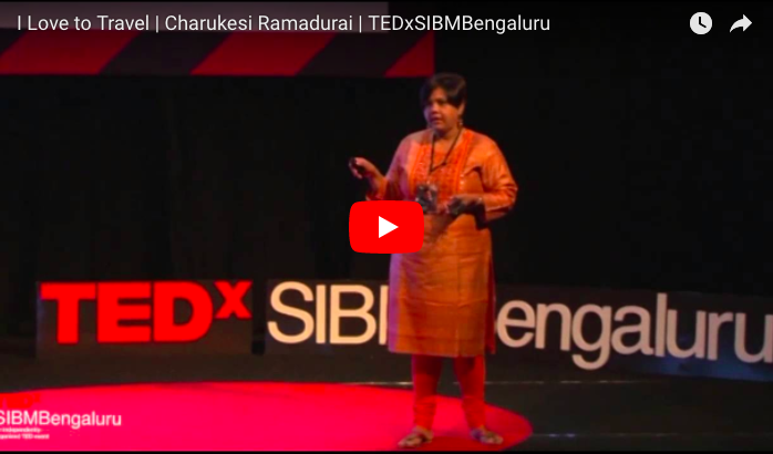 My TedX Talk on Travel