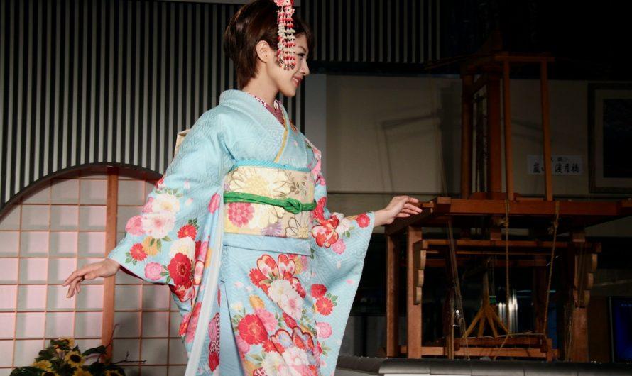 Know your kimono
