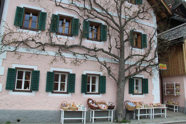 Austria's prettiest village