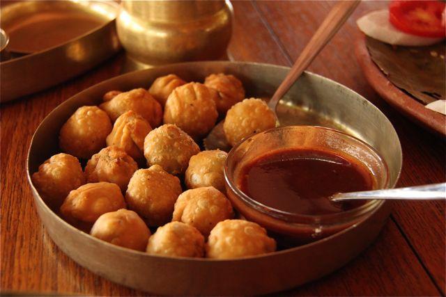 Memories of an Agashiye meal