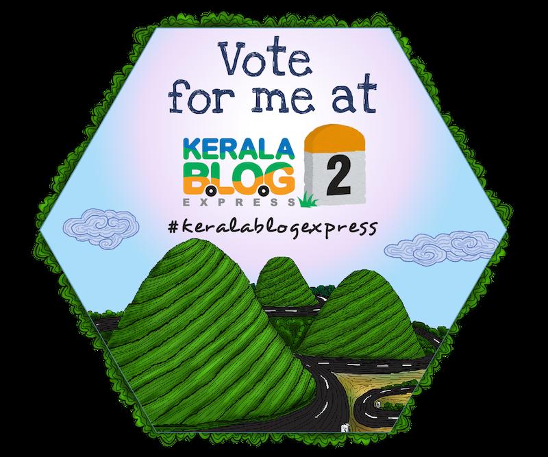 Vote on Kerala Blog Express