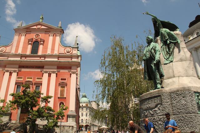 Loving Ljubljana