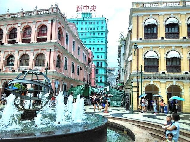 Friday photo: Macau