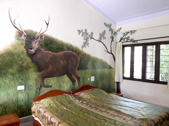 My stay at Jungle Lodges, Bandipur