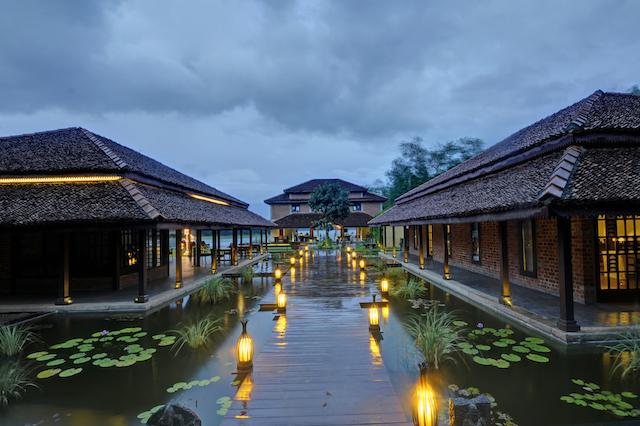 Infinite peace at Anantyta Resorts