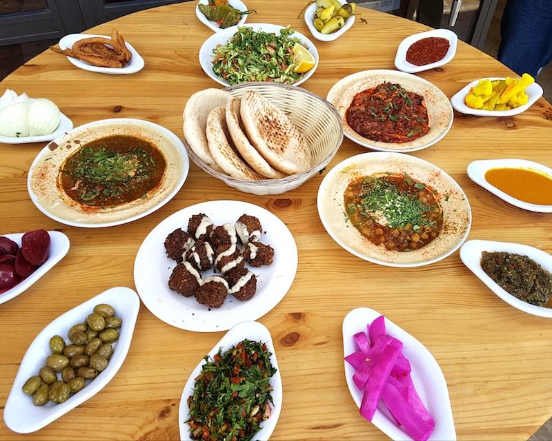 Friday photo: Israeli cuisine