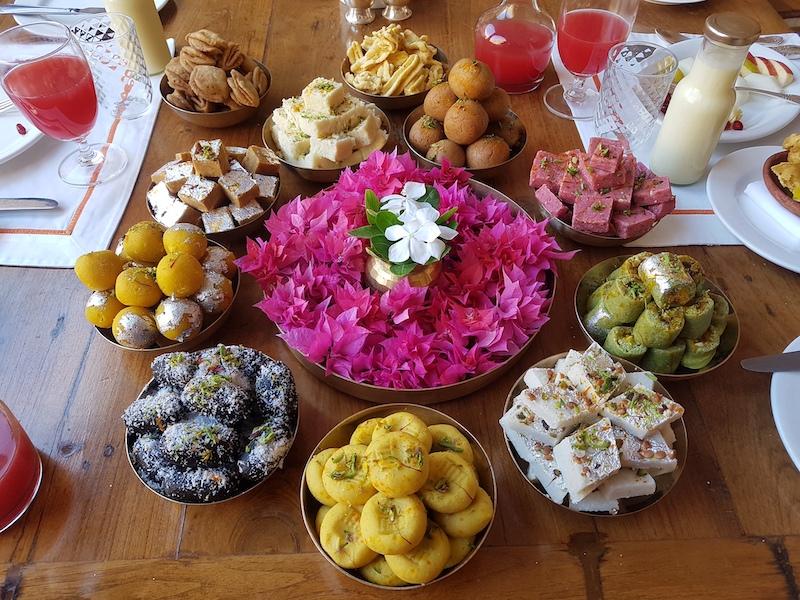 My food odyssey at Suryagarh